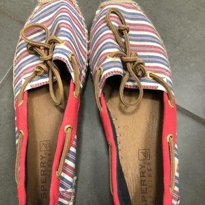 EUC Sperry shoes